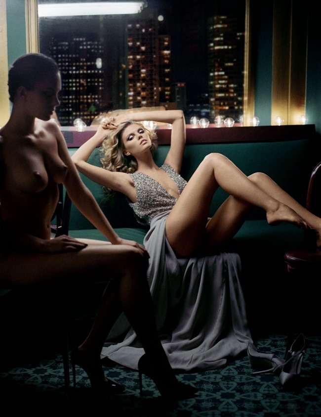 VOGUE RUSSIA- Maryna LInchuk by Vincent Peters. Olga Dunina, December 2013, www.imageamplified.com, Image Amplified (4)