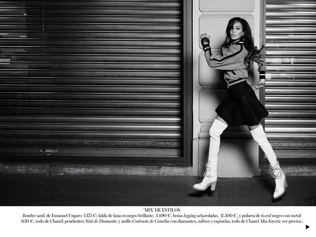 VOGUE SPAIN- Joan Smalls in Midnight in Paris by Karl Lagerfeld. Belen Antolin, December 2013, www.imageamplified.com, Image Amplified (7)
