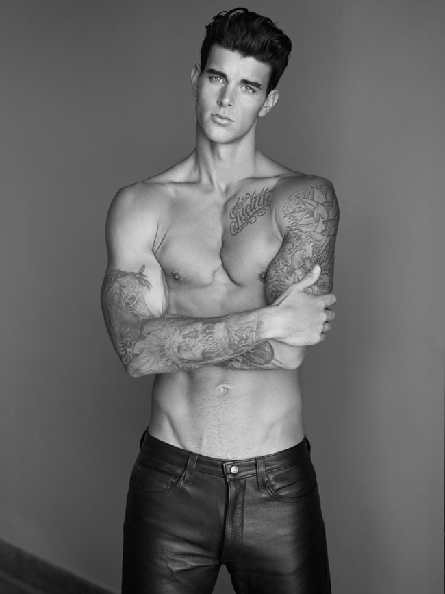 MASCULINE DOSAGE- Cameron Smith by Paul Reitz, Fall 2013, www.imageamplified.com, Image Amplified