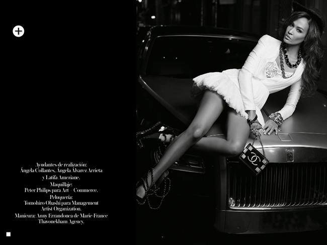 VOGUE SPAIN- Joan Smalls in Midnight in Paris by Karl Lagerfeld. Belen Antolin, December 2013, www.imageamplified.com, Image Amplified (10)