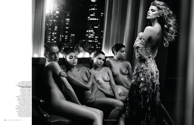 VOGUE RUSSIA- Maryna LInchuk by Vincent Peters. Olga Dunina, December 2013, www.imageamplified.com, Image Amplified (1)