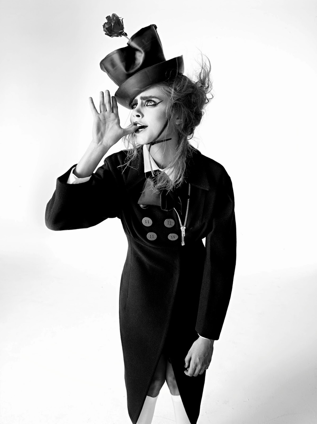 I-D MAGAZINE- Cara Delevigne in Turn The Lights Off & Let's Play by Richard Bush. Sarah Richardson, Fall 2013, www.imageamplified.com, Image Amplified (4)