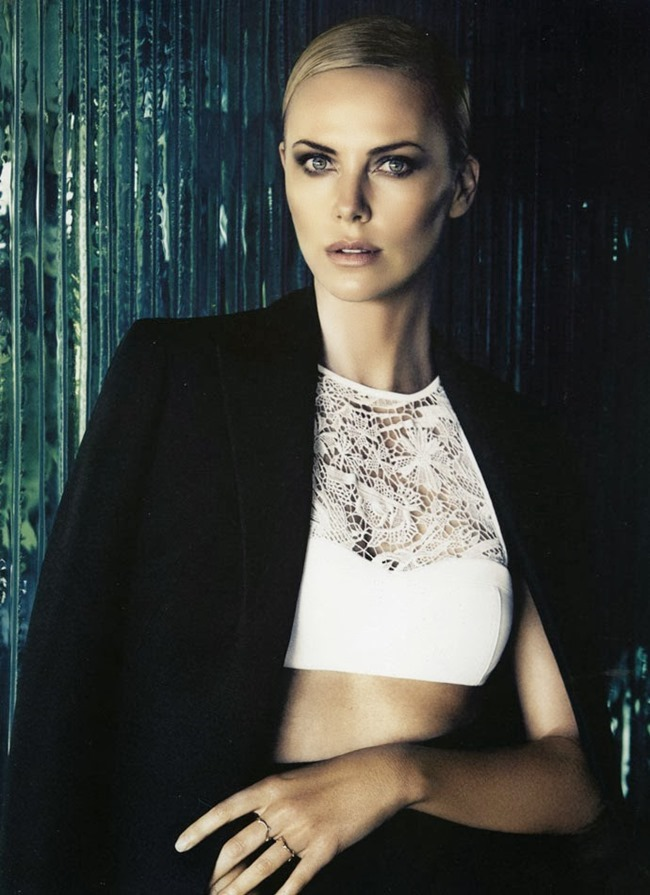 DIOR MAGAZINE- Charlize Theron by Patrick Demarchelier. www.imageamplified.com, Image Amplified