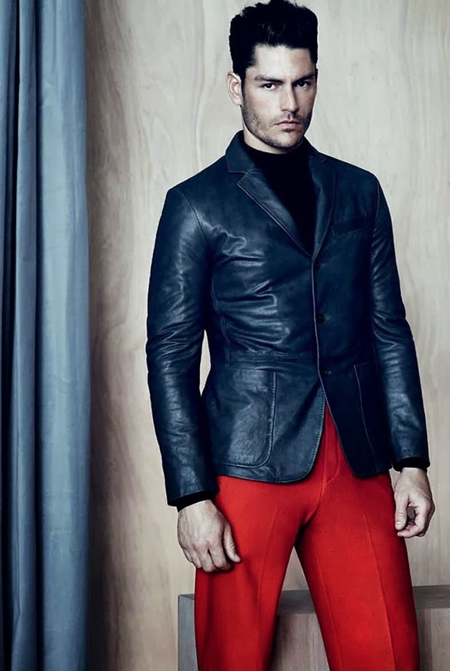 GQ STYLE GERMANY- Tyson Ballou in Farbcodes by Bruno Staub. Grant Woolhead, Fall 2013, www.imageamplified.com, Image Amplified (2)