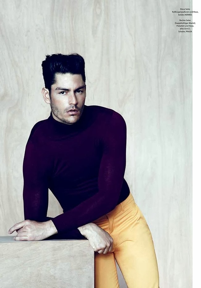 GQ STYLE GERMANY- Tyson Ballou in Farbcodes by Bruno Staub. Grant Woolhead, Fall 2013, www.imageamplified.com, Image Amplified (4)