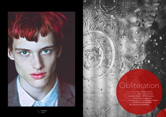 160G MAGAZINE- Sylvester Ulv Henriksen by Emmanuel Giraud. Benjamin Armand, Fall 2013, www.imageamplified.com, Image amplified (1)