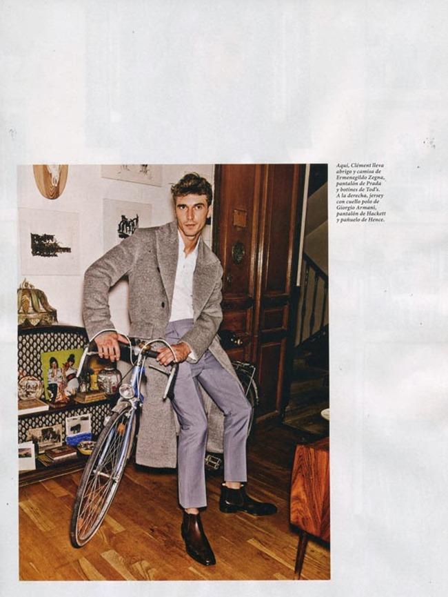 ICON MAGAZINE- Clement chabernaud in El Hombre Deseado by Pablo Zamora, Nono Vazquez, Fall 2013, www.imageamplified.com, Image amplified (4)