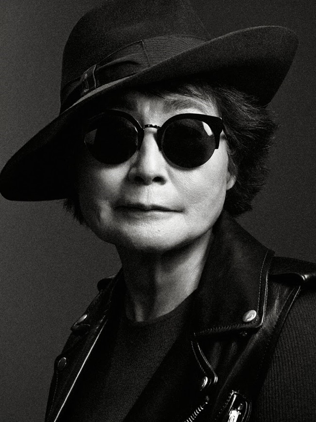 INTERVIEW MAGAZINE- Yoko Ono by Craig McDean. January 2014, www.imageamplified.com, Image amplified (3)
