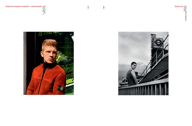 ARENA HOMME - Together That Summer We Raised Some Hell Yeah! by Alasdair McLellan. Max Pearmain, Fall 2013, www.imageamplified.com, Image Amplified (1)