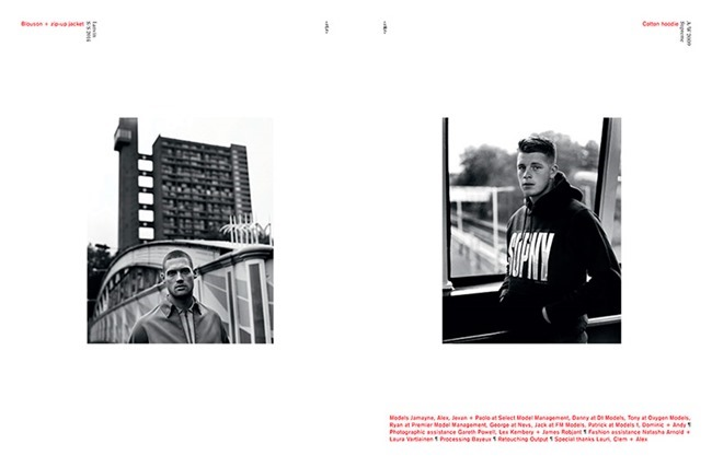 ARENA HOMME - Together That Summer We Raised Some Hell Yeah! by Alasdair McLellan. Max Pearmain, Fall 2013, www.imageamplified.com, Image Amplified (13)