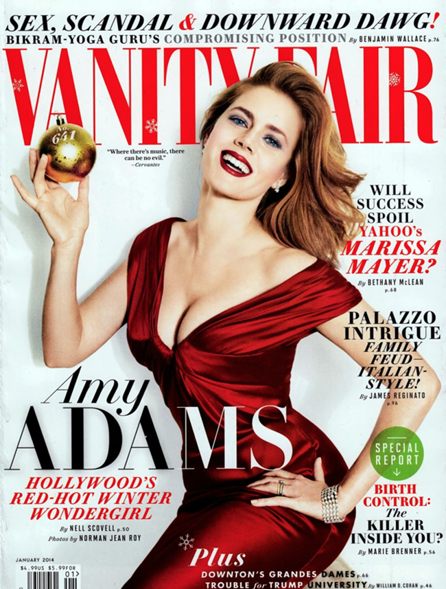 VANITY FAIR MAGAZINE- Amy Adams in The Adams Chronicle by Norman Jean Roy. Jessica Diehl, January 2014, www.imageamplified.com, Image Amplified (2)