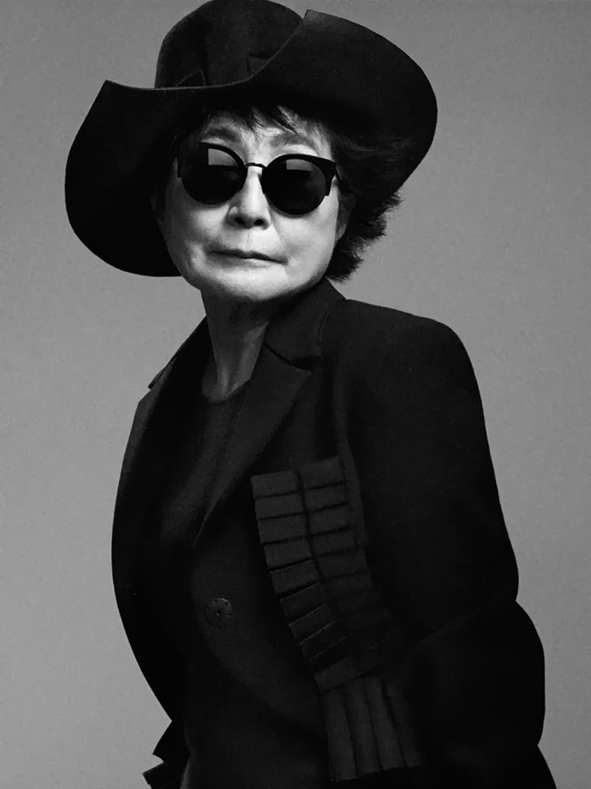 INTERVIEW MAGAZINE- Yoko Ono by Craig McDean. January 2014, www.imageamplified.com, Image amplified (4)