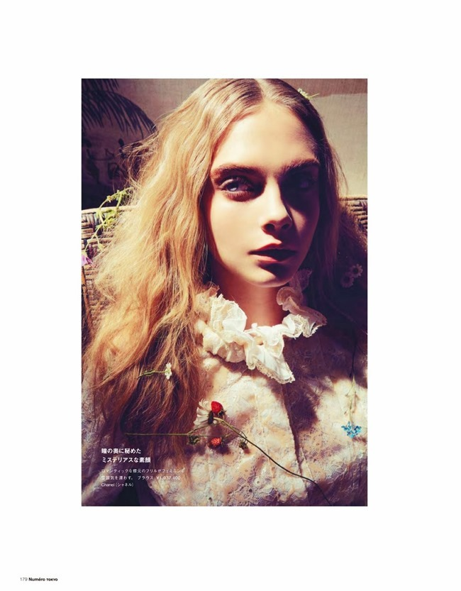 NUMERO TOKYO- Cara Delevigne in Dreaming of Cara by Sofia Sanchez & Mauro Mongiello. January 2014, www.imageamplified.com, Image Amplified (3)