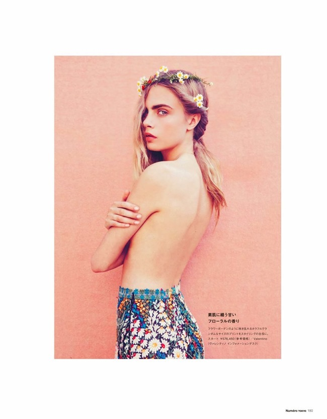 NUMERO TOKYO- Cara Delevigne in Dreaming of Cara by Sofia Sanchez & Mauro Mongiello. January 2014, www.imageamplified.com, Image Amplified (4)