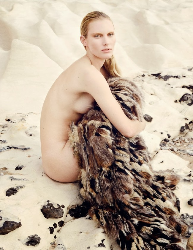 VOGUE JAPAN- Emily Baker in The Birth of Beauty by Julia Noni. January 2014. www.imageamplified.com, image amplified (2)