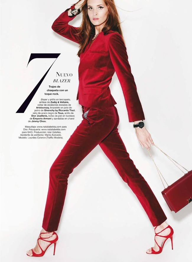 HARPER'S BAZAAR SPAIN- Lourdes Coteron by Cup of Couple. Fall 2013, www.imageamplified.com, Image Amplified (4)
