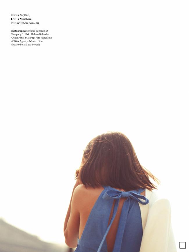 ELLE AUSTRALIA- Sibui Nazarenko in Paris Je T'aime by Stefania Paparelli. Nicole Bonython-Hines, December 2013, www.imageamplified.com, Image amplified (4)