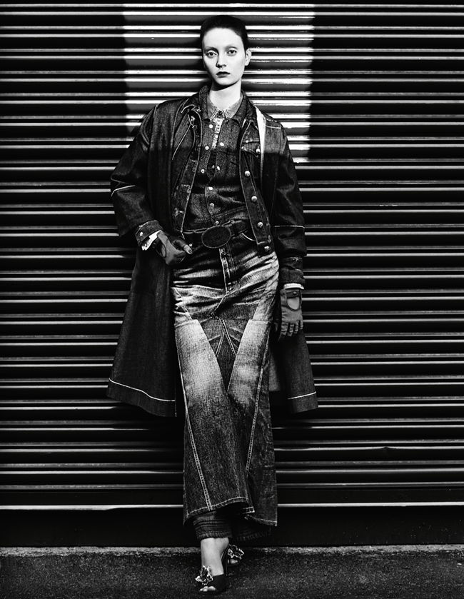 I-D MAGAZINE- Codie Young in Too much of a Good Thing is Superb by Richard Burbridge. Charlotte Collet, Winter 2013, www.imageamplified.com, Image Amplified (5)