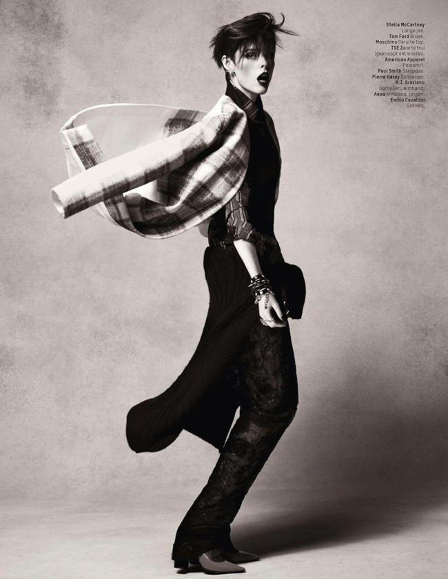 L'OFFICIEL NEATHERLANDS- Coco Rocha by Jonas Bresnan. Michelle Cameron, December 2013, www.imageamplified.com, Image amplified (4)