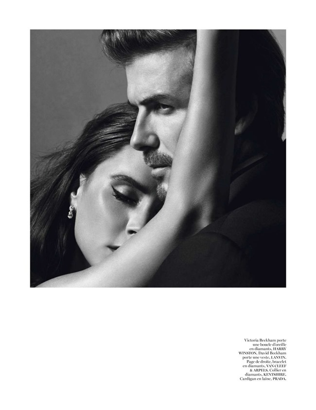 VOGUE PARIS- Victoria Beckham & David Beckham in Love Story by Inez & Vinoodh. Emmanuelle Alt, December 2013, www.imageamplified.com, Image Amplified (5)