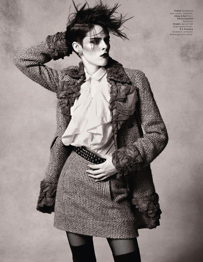 L'OFFICIEL NEATHERLANDS- Coco Rocha by Jonas Bresnan. Michelle Cameron, December 2013, www.imageamplified.com, Image amplified (11)