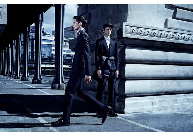 AUGUST MAN MALAYSIA- Alexander Ferrario, Arthur Devalbray, Frederik Osterman & Tom Webb by Anthony Meyer. Fall 2013, www.imageamplified.com, Image Amplified (5)
