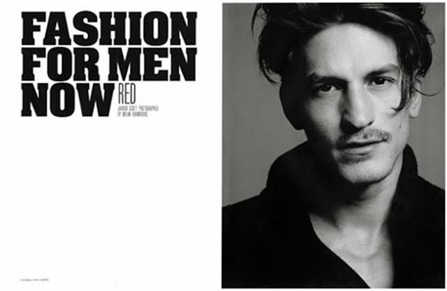 FASHION FOR MEN- Jarrod Scott by Milan Vukmirovic. Fall 2013, www.imageamplified.com, Image amplified