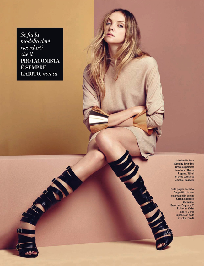 GLAMOUR ITALIA- Heather Marks in Once Upon A Time by Hong Jang Hyun. Simone Guidarelli, December 2013, www.imageamplified.com, Image amplified (7)