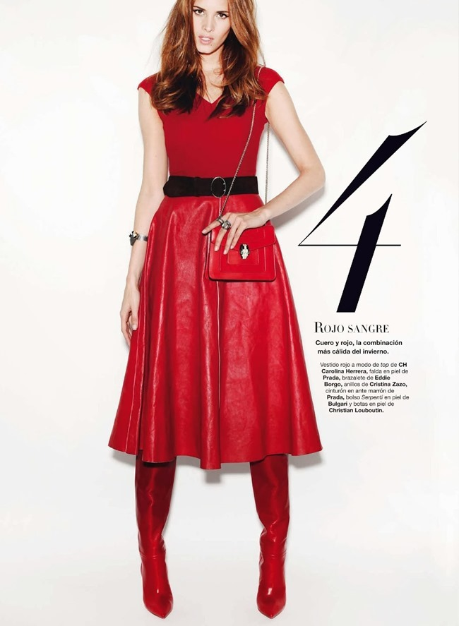 HARPER'S BAZAAR SPAIN- Lourdes Coteron by Cup of Couple. Fall 2013, www.imageamplified.com, Image Amplified (2)