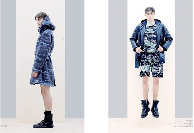 ODDA MAGAZINE- Ben Allen, Aiden Andrews & Jamie Wise by Aline & Jacqueline Tappia. Alba Melendo, Fall 2013, www.imageamplified.com, Image Amplified (8)
