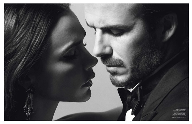 VOGUE PARIS- Victoria Beckham & David Beckham in Love Story by Inez & Vinoodh. Emmanuelle Alt, December 2013, www.imageamplified.com, Image Amplified (1)