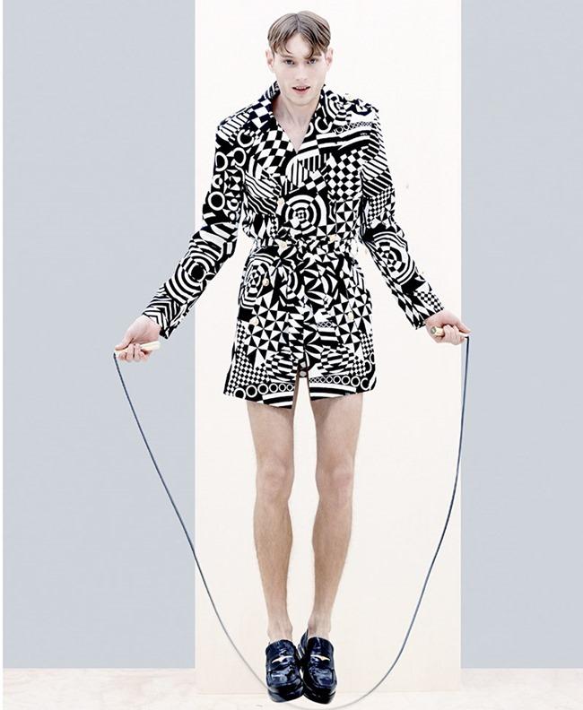 ODDA MAGAZINE- Ben Allen, Aiden Andrews & Jamie Wise by Aline & Jacqueline Tappia. Alba Melendo, Fall 2013, www.imageamplified.com, Image Amplified