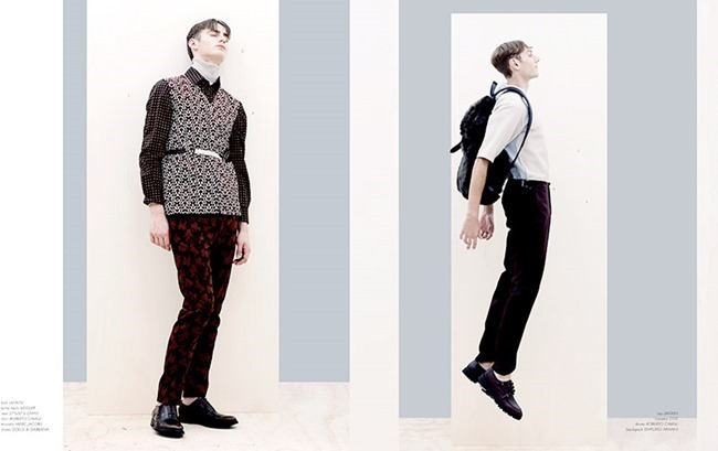 ODDA MAGAZINE- Ben Allen, Aiden Andrews & Jamie Wise by Aline & Jacqueline Tappia. Alba Melendo, Fall 2013, www.imageamplified.com, Image Amplified (4)