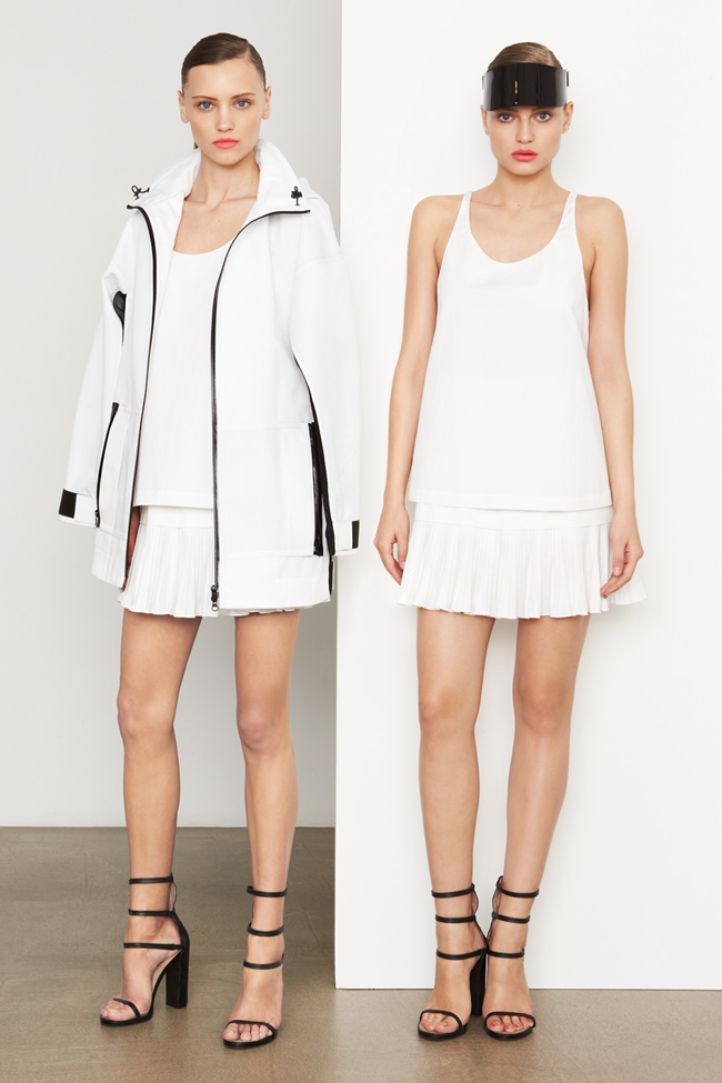 COLLECTION- MIla Krasnoiarova & Svetlana Zakharova for DKNY Pre-Fall 2014. www.imageamplified.com, Image Amplified (5)