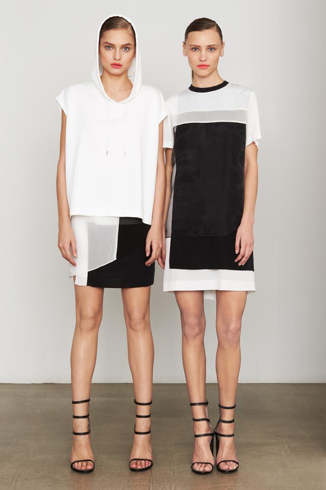COLLECTION- MIla Krasnoiarova & Svetlana Zakharova for DKNY Pre-Fall 2014. www.imageamplified.com, Image Amplified (6)