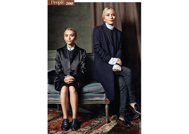 VOGUE KOREA- Mary-Kate & Ashley Olsen in Double Act by Michael Schwartz. Aeri Yun, Fall 2013, www.imageamplified.com, Image Amplified (2)