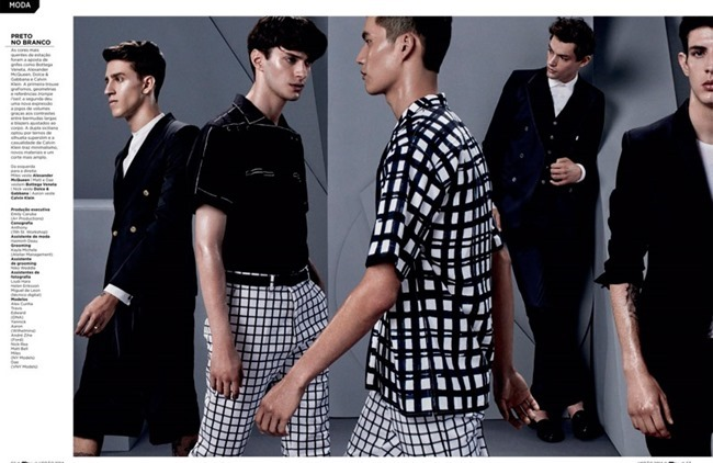 GQ STYLE BRAZIL- Aaron Vernon, Alexandre Cunha, Andre Ziehe, Dae Na, Edward Wilding, Matthew Bell, Miles Langford, Nick Rae & Travis Smith by David Roemer. Antonio Branco, Fall 2013, www.imageamplified.com, Image Amplified (4)