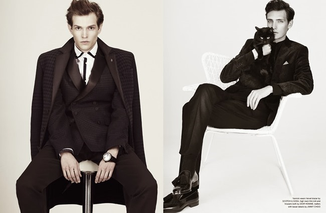 SID MAGAZINE- Yannick Abrath & Youri Dedeurwaerder in Cruise Control by Tomas Falmer. Conor Doherty, Fall 2013, www.imageamplified.com, Image amplified (1)
