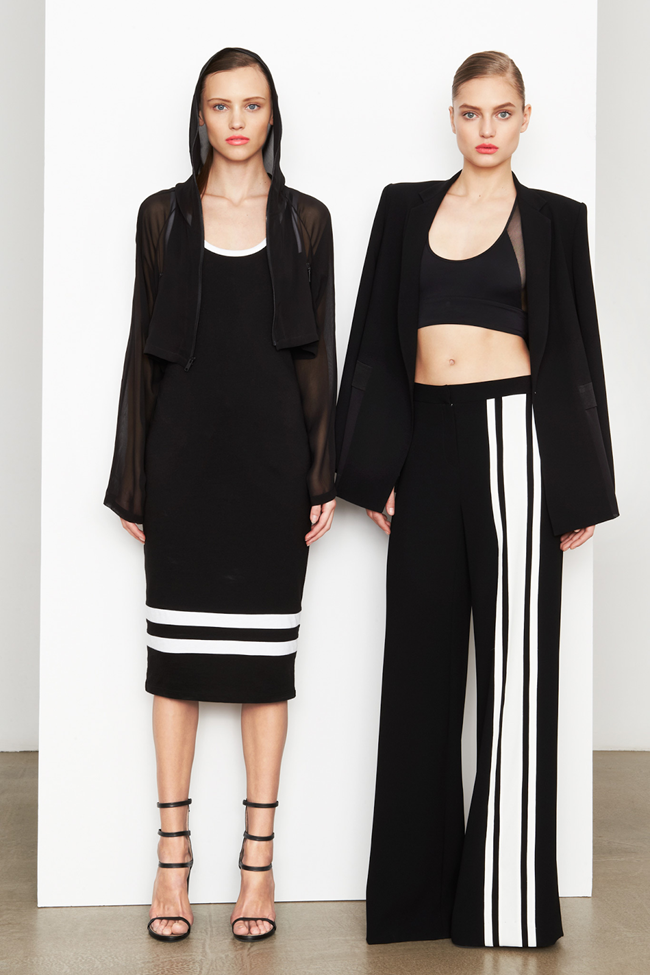 COLLECTION- MIla Krasnoiarova & Svetlana Zakharova for DKNY Pre-Fall 2014. www.imageamplified.com, Image Amplified (9)