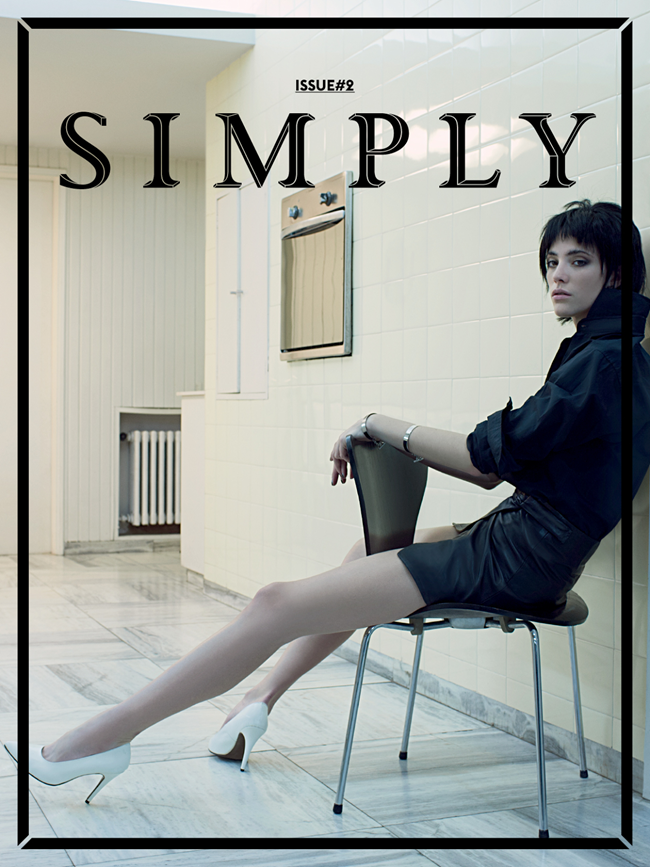 SIMPLY MAGAZINE- Carla Ciffoni in The Wait by Urko Suaya. Nicole Segal, Fall 2013, www.imageamplified.com, Image amplified