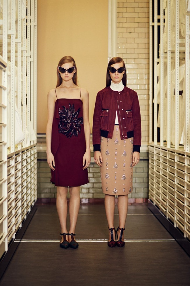 COLLECTION- Holly Rose & Maarjan Ridalaan for Erdem Pre-Fall 2014. www.imageamplified.com, Image amplified (15)