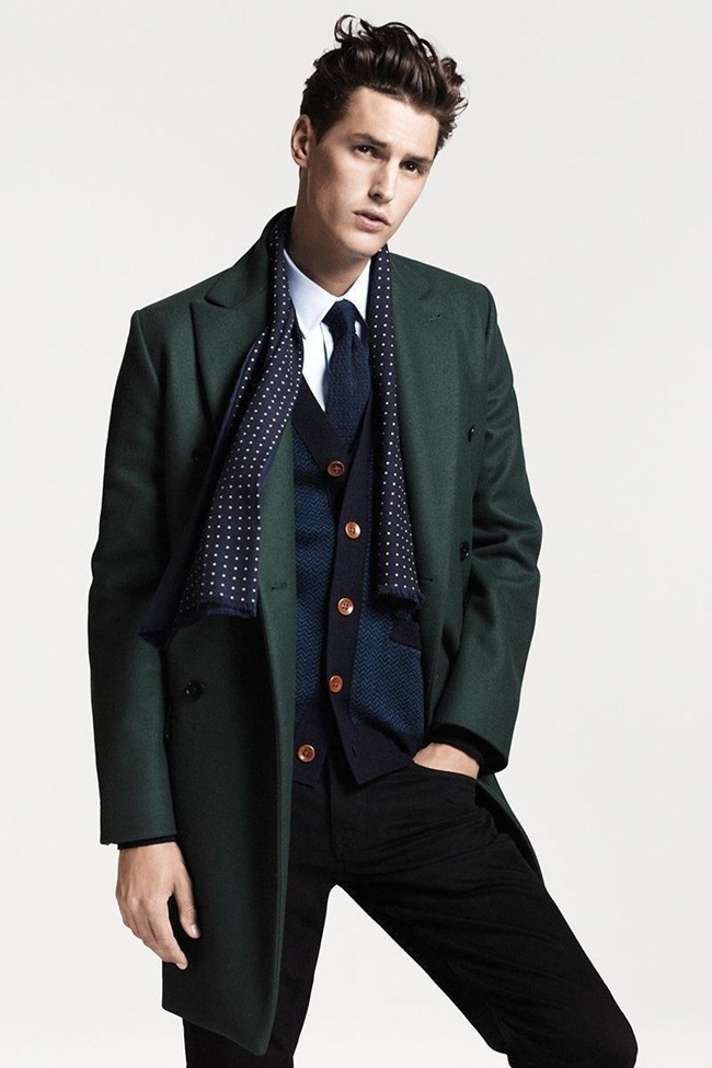 CAMPAIGN- Mathias Bergh for Club Monaco Fall 2013. www.imageamplified.com, Image Amplified