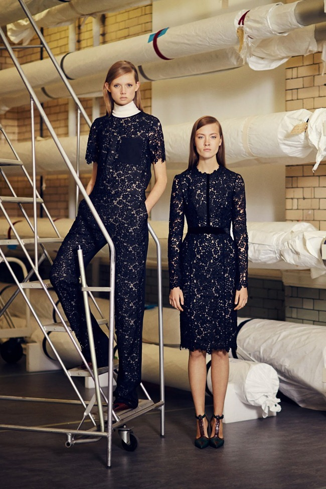 COLLECTION- Holly Rose & Maarjan Ridalaan for Erdem Pre-Fall 2014. www.imageamplified.com, Image amplified (6)