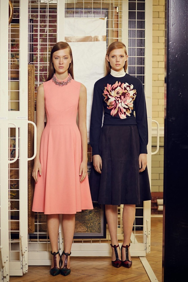 COLLECTION- Holly Rose & Maarjan Ridalaan for Erdem Pre-Fall 2014. www.imageamplified.com, Image amplified (11)