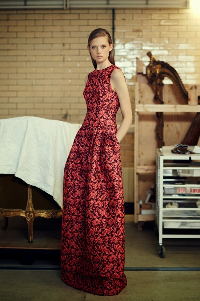 COLLECTION- Holly Rose & Maarjan Ridalaan for Erdem Pre-Fall 2014. www.imageamplified.com, Image amplified (13)