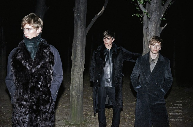 ODDA MAGAZINE- Justin Sterling, Guerrino Santulliana & Malcolm de Ruiter in Ecdysis by Emmanuel Girard, Simon Pylyser, Fall 2013, www.imageamplified.com, image Amplified (1)