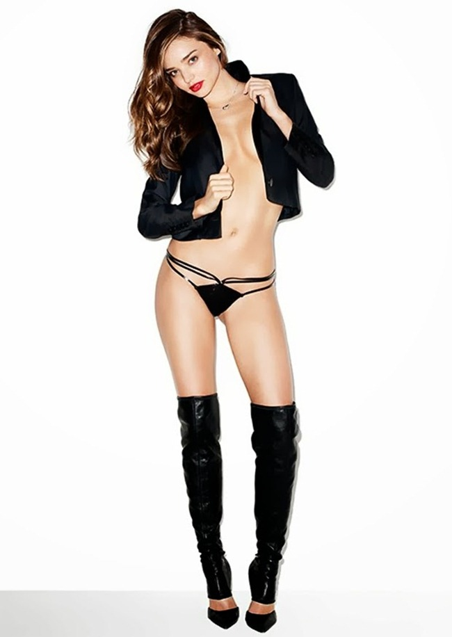 HARPER'S BAZAAR AUSTRALIA- Miranda Kerr by Terry Richardson. January 2014, www.imageamplified.com, Image Amplified (2)