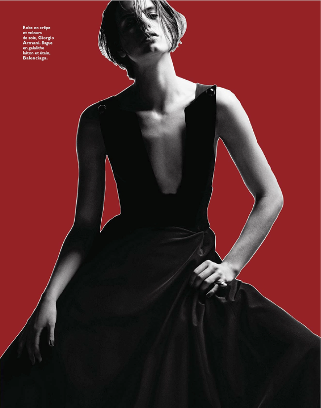 GRAZIA FRANCE- Corinna Ingenleuf in La Petite Robe Noire by Alastair Strong. Julie Pailhas, December 2013, www.imageamplified.com, Image Amplified (7)