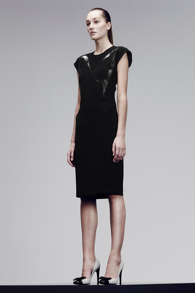 COLLECTION- Julia, Ileva, Tilda, Elisabeth, Josephine, Cindy, Marine, Idris, Magdalena & Lisanne for Bottega Veneta Pre-Fall 2014. www.imageamplified.com, Image Amplified (4)