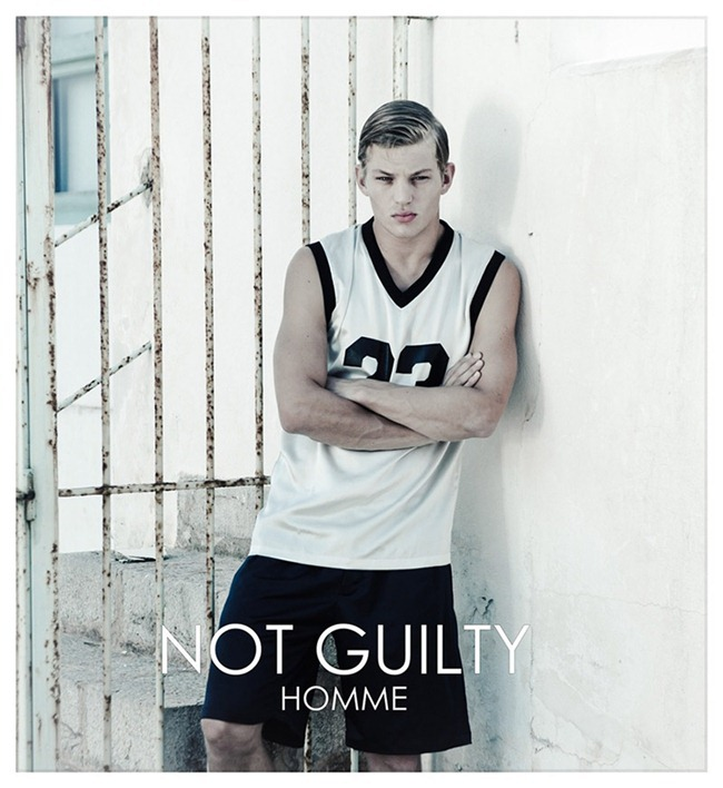 CAMPAIGN- Sebastian Sauve for Not Guilty Homme Spring 2014 by Federico Luraghi. Sebastian Ferraro, Gonzalo Ordonez, www.imageamplified.com, Image Amplified (3)